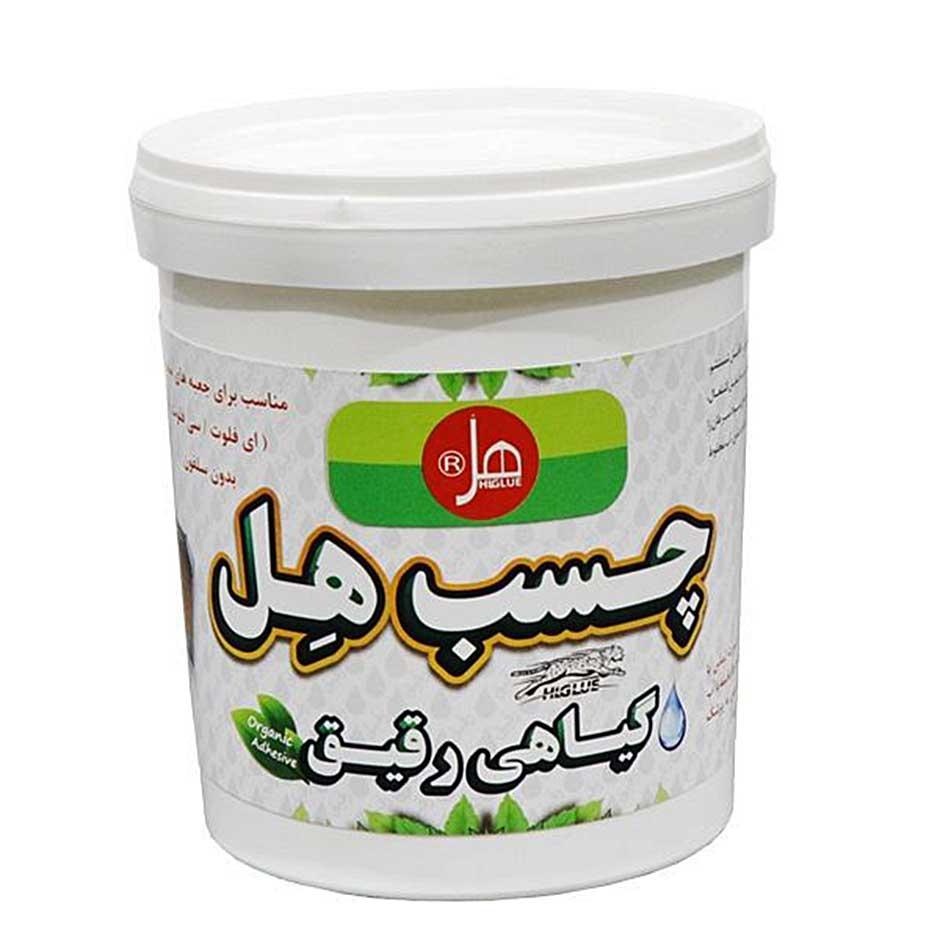 انواع چسب گیاهی - ایران چسب